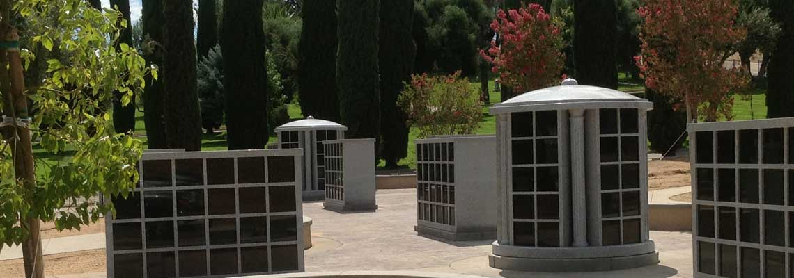 Picture of Ground Niches at Summit Cemetery District.